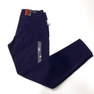 Style Co Pull-on jeggings pants purple Size 12